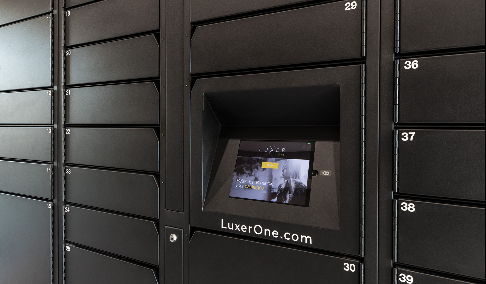 One Ardmore Place - Luxury Philadelphia Apartments - package lockers