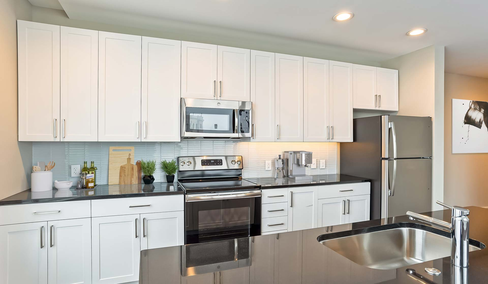 One Ardmore Apartment Homes - Ardmore, PA - Interior Kitchen